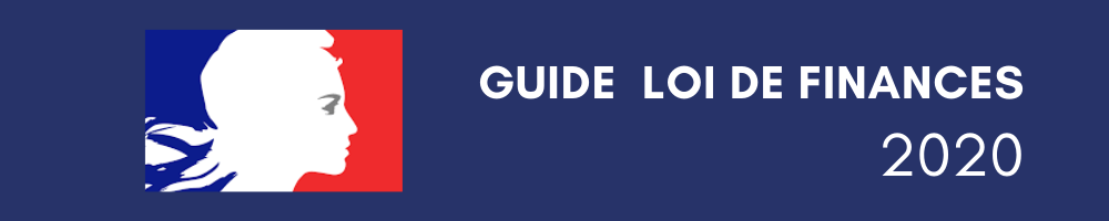 Guide Loi de Finances 2020
